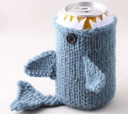 Crocheted Creature Cozies - The Handamade Etsy Shop is Full of Nifty Knits
