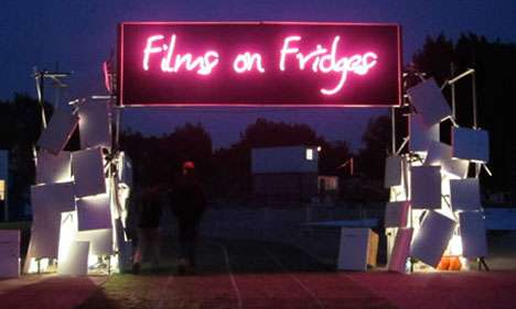 Films on Fridges Was Created Entirely From a Group of Volunteers