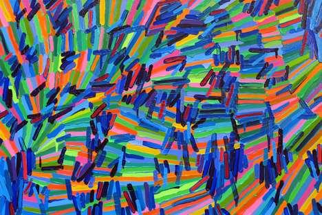 Marvelously Multicolored Artwork