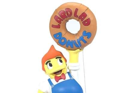 Make-Believe Mascot Toys