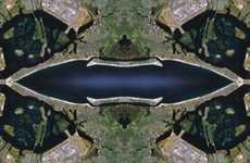 Kaleidoscopic Earth Views