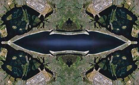 Kaleidoscopic Earth Views