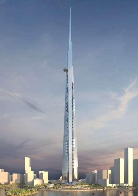Half-Mile High Towers (UPDATE)
