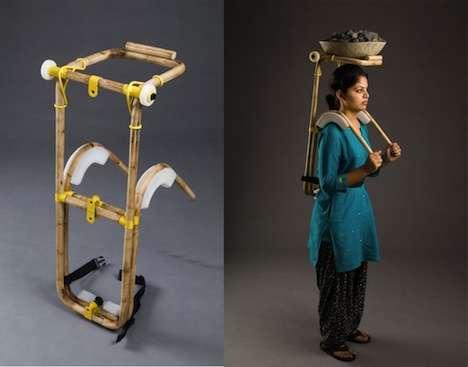 Third World Worker Equipment