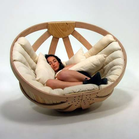 Circular Adult Cribs
