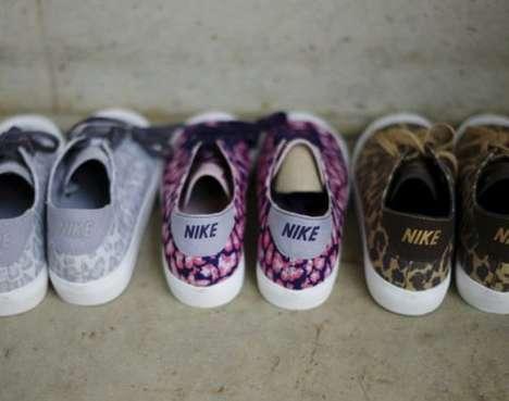 Safari Spotted Sneakers