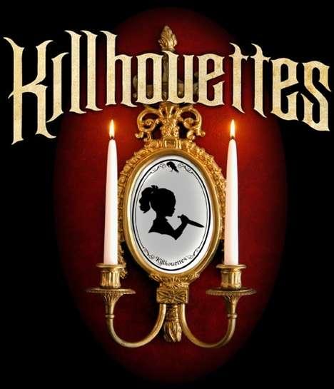 Morbid Victorian Silhouettes