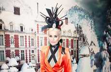 Eccentric Heiress Exhibits - The Daphne Guinness Exhibit at New York's FIT Museum will Blow You Away