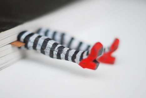 Villainous Appendage Bookmarks