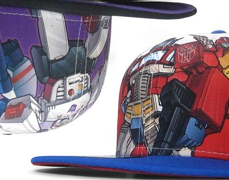 Retro Cybertron Headgear