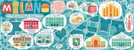 Artfully Crowdsourced Maps