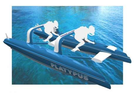 Submersible Jet Skis