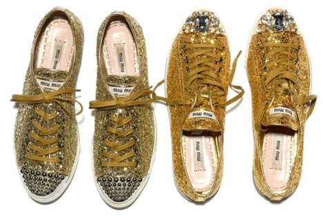 Glittering Glamorous Kicks