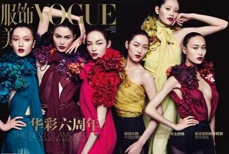 Elegant Eastern Editorials