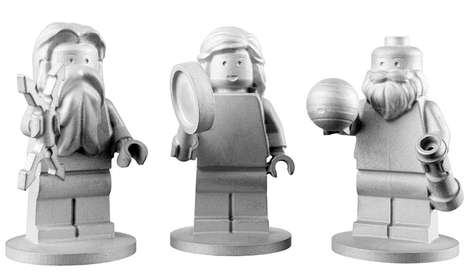 These Space LEGO Figurines Feature Jupiter and Juno