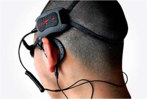 Musical Aquatic Goggles
