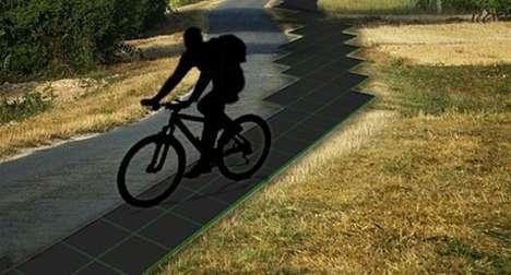 Modular Bike Paths
