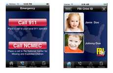 Missing Persons Apps - Child ID by the FBI Lets You Tip Local Authorities With a Few Taps