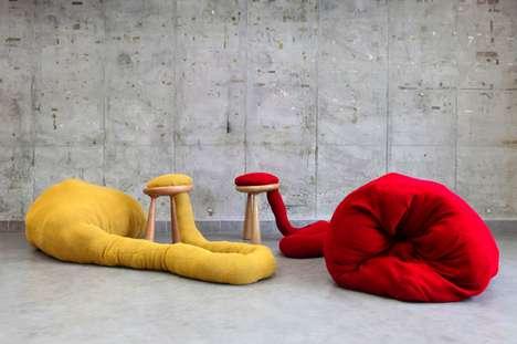Plushy Appendage Seating