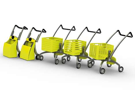 Shape-Shifting Trolleys