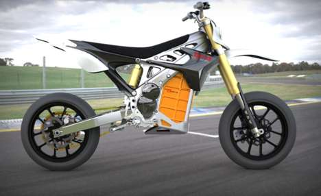 Speedy Electric Motorcycles