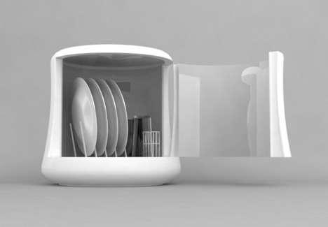 Downsized Designer Dishwashers