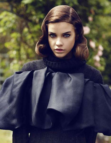 The Natural Barbara Palvin Dansk AW 2011 Editorial