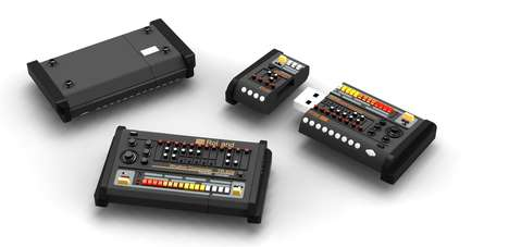 The Roland TR-808 Flash Drive Pays Homage to a Legendary Beat Machine