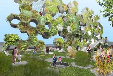 Vertical Public Parks