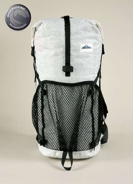 Cuben Fiber Expedition Packs