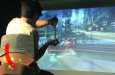 Sensitive Virtual Simulations - Disney's Surround Haptics System Will Tingle Your Spine