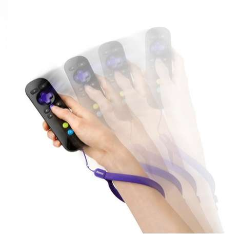 Advanced Motion-Sensing Controllers