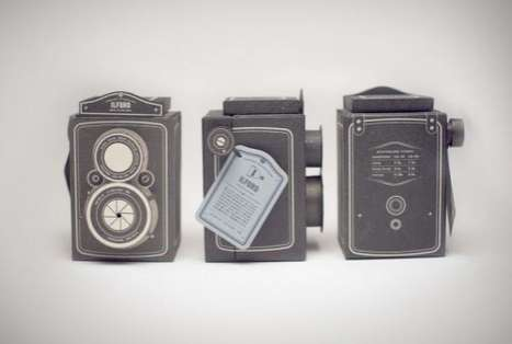 Pinhole Packaging Cameras