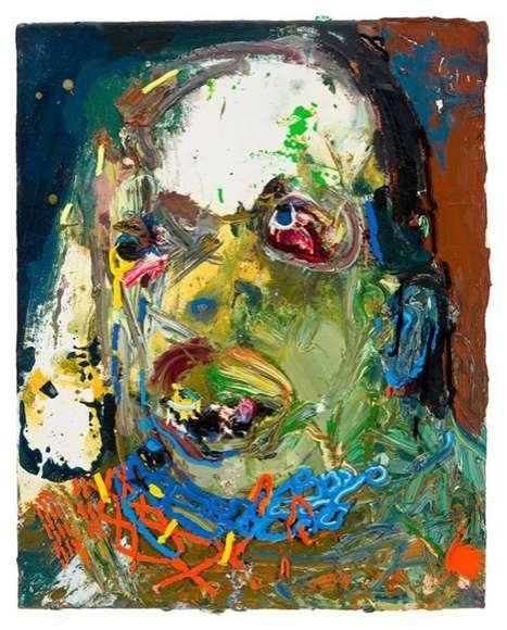 Deranged Abstract Art