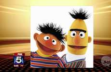 Gay Puppet Petitions - Lair Scott Asks If Bert and Ernie Should Marry on Sesame Street