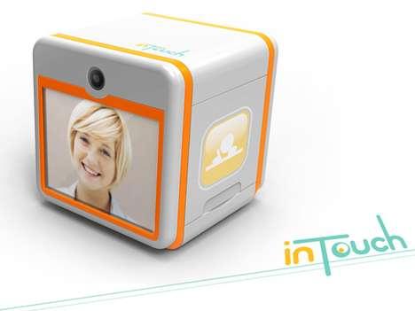 Video Messaging Cubes
