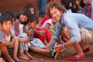 Blake Mycoskie, Creator of TOMS Shoes (INTERVIEW)