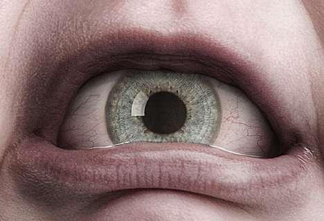 Eye-Eating Advertising
