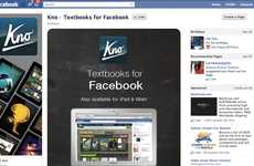 Social Media Studying - Buy Readable Textbooks on Facebook Using Kno