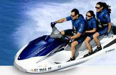 Water Equipment Subscriptions - Wavetime Jetski Service Makes Ownership Accessible and Affordable