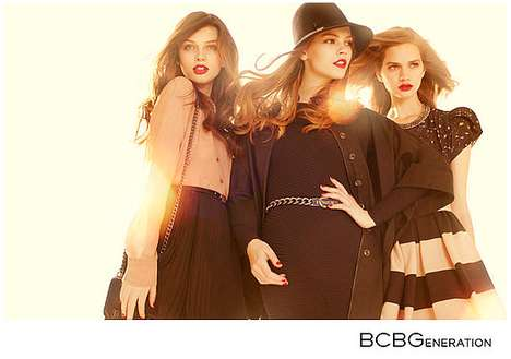 Glowing Glam Campaigns