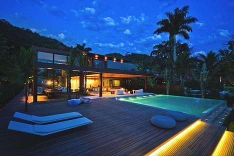 Forested Brazilian Villas