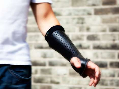 High-Tech Orthopedic Casts