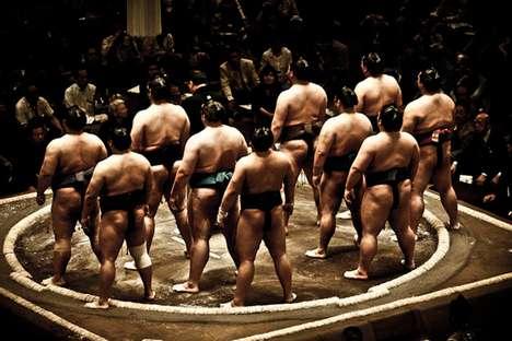 Artistic Sumo Shots