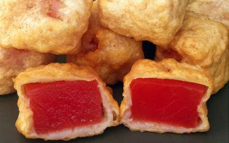 Deep-Fried Watermelons