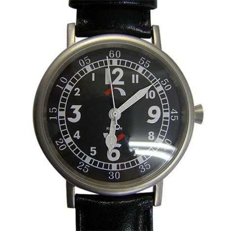 Reversed Wristwatches