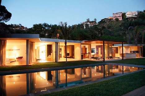 Boastful Hollywood Bungalows