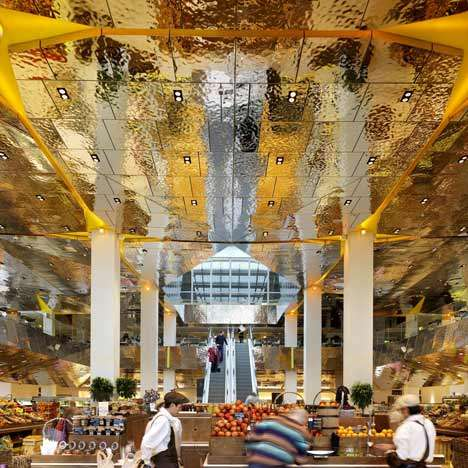 Stunning Liquefied Ceilings