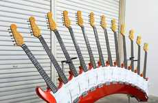 Epic Multi-Neck Axes