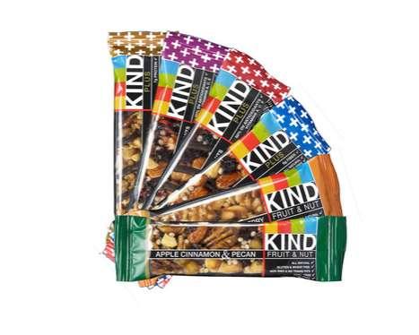 Kindaholic Nutrition Bars